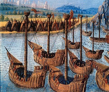 Carolingians