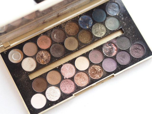 Most Used Palettes of 2017 12