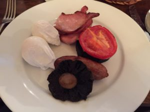 Hotel du Vin Full English Breakfast