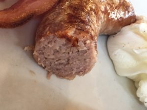 Packington Moor Farm Sausage