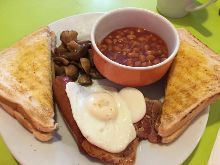 Selly Sausage Full English Breakfast
