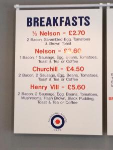 Traditional Cafe and Coffee Shop Menu