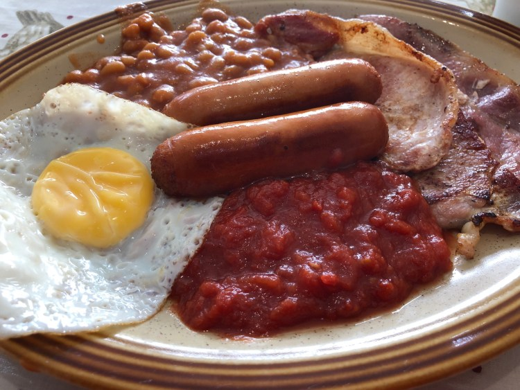 Goodfillers Full English