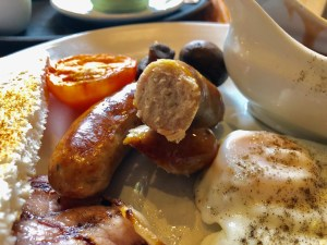 Brasshouse Full English Breakfast - Sausage