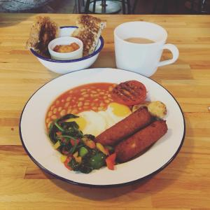 English Breakfast Co - Vegarian Breakfast