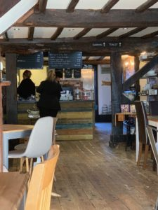 Tudor House Bakery - Tamworth - Inside