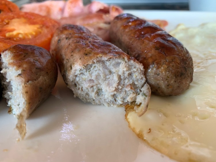 Chelles Deli Cafe - Mirfield - Quality Sausage