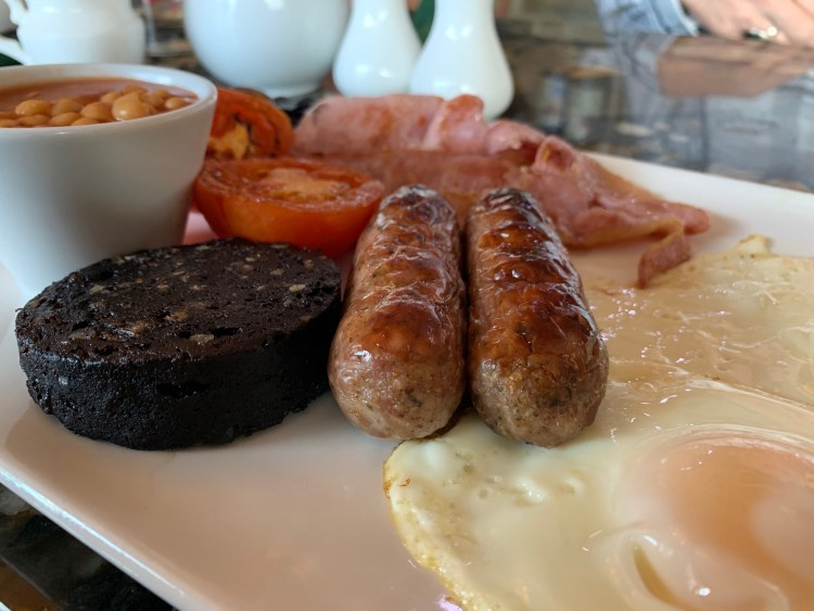 Chelles Deli Cafe - Mirfield - Sausages