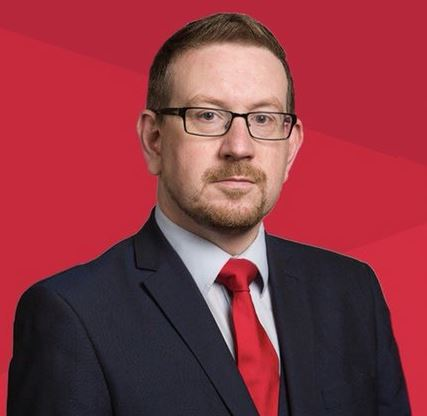 Andrew Gwynne MP is the British Counties Campaign's 'Shadow Champion MP'.