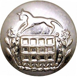 berkshire-westminster-dragoons-1961-1967-195mm-gold-colour-anodised-aluminium-staybrite-military-uniform-button
