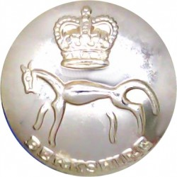 berkshire-yeomanry-battery-299th-field-regiment-ra-195mm-gold-pre-1961-queens-crown-anodised-aluminium-staybrite-military-unifor