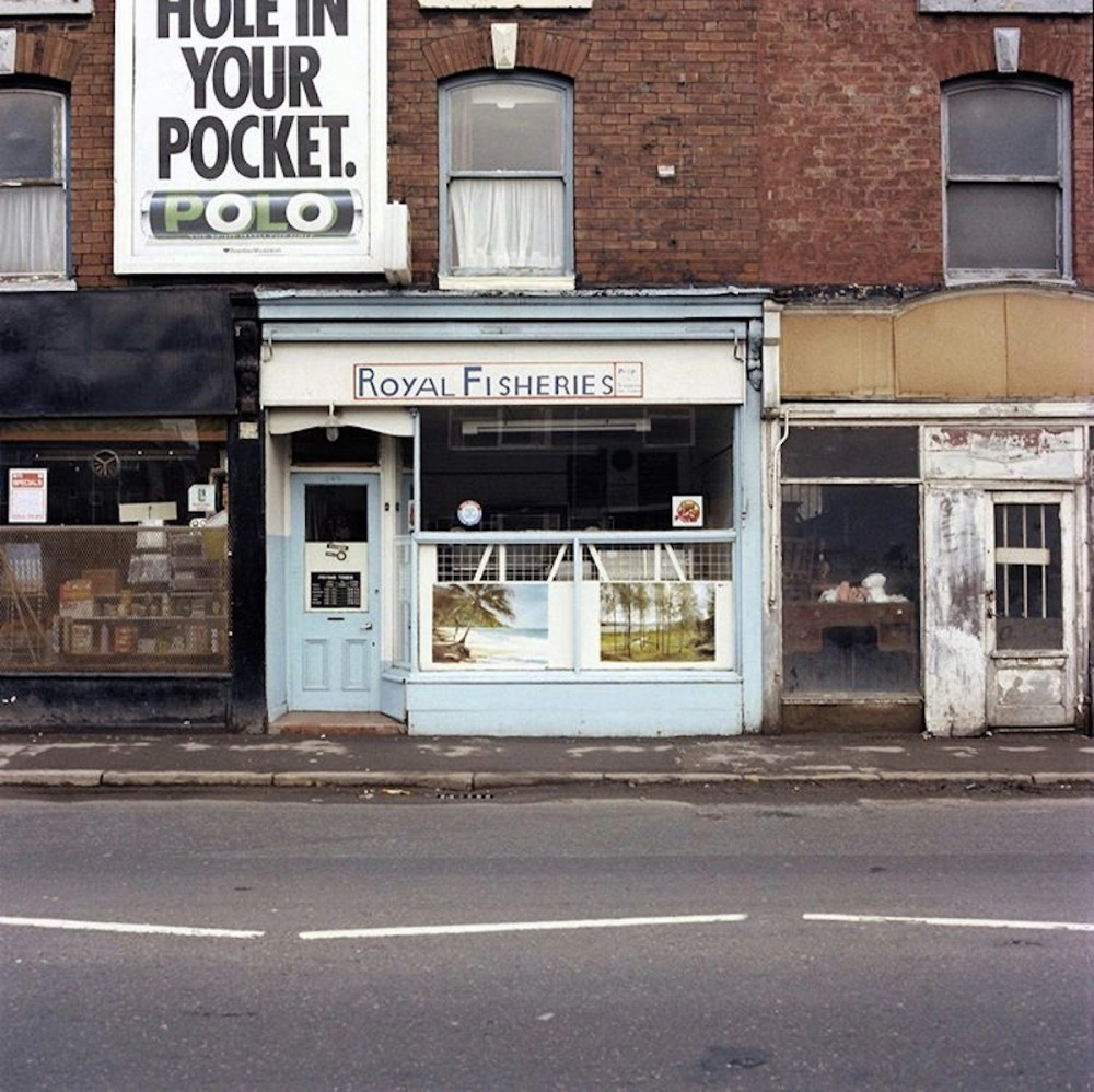Royal Fisheries Peter Mitchell Leeds 1970s