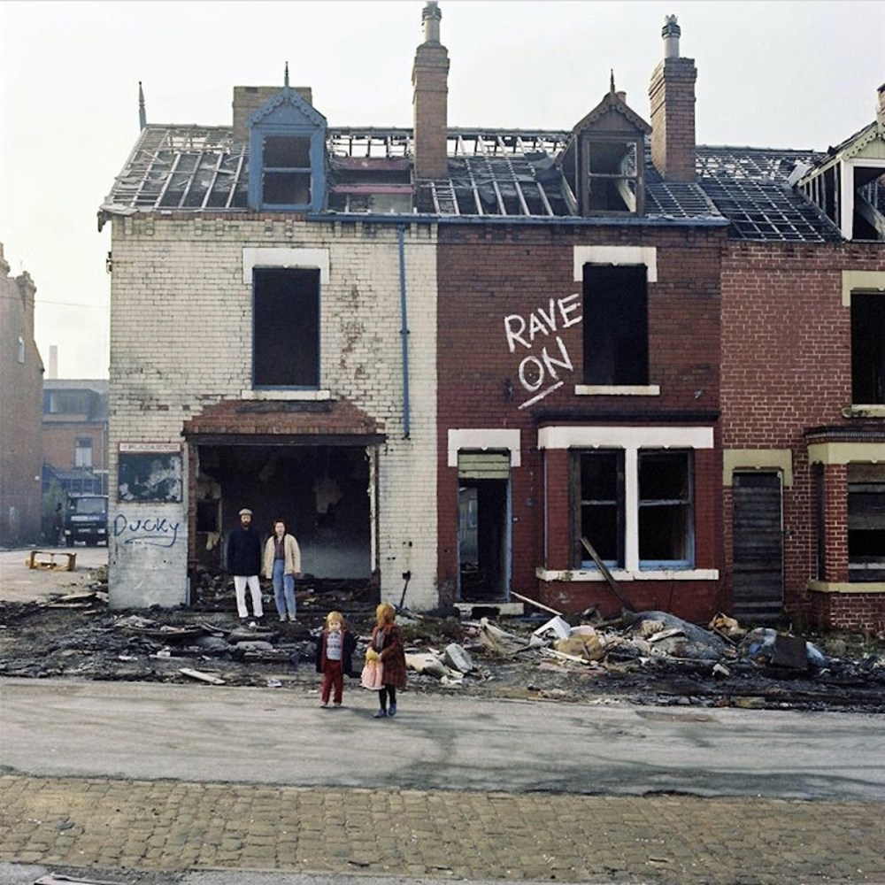 Rave on, Leeds in the 1970s 1980s Peter Mitchell