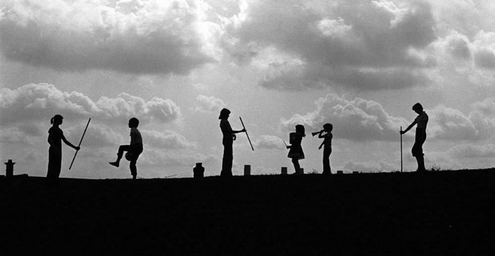 Kenilworth Road Kids. Juvenile Jazz Bands (1979) Tish Murtha
