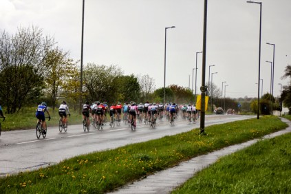 A big field for the Bedford 3 Day