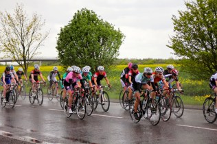 Bedford 3 Day was a wet race