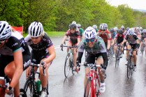 Wet racing at the Bedford 3 Day
