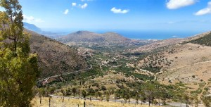 On-Sicily ...head inland to find challenging climbs