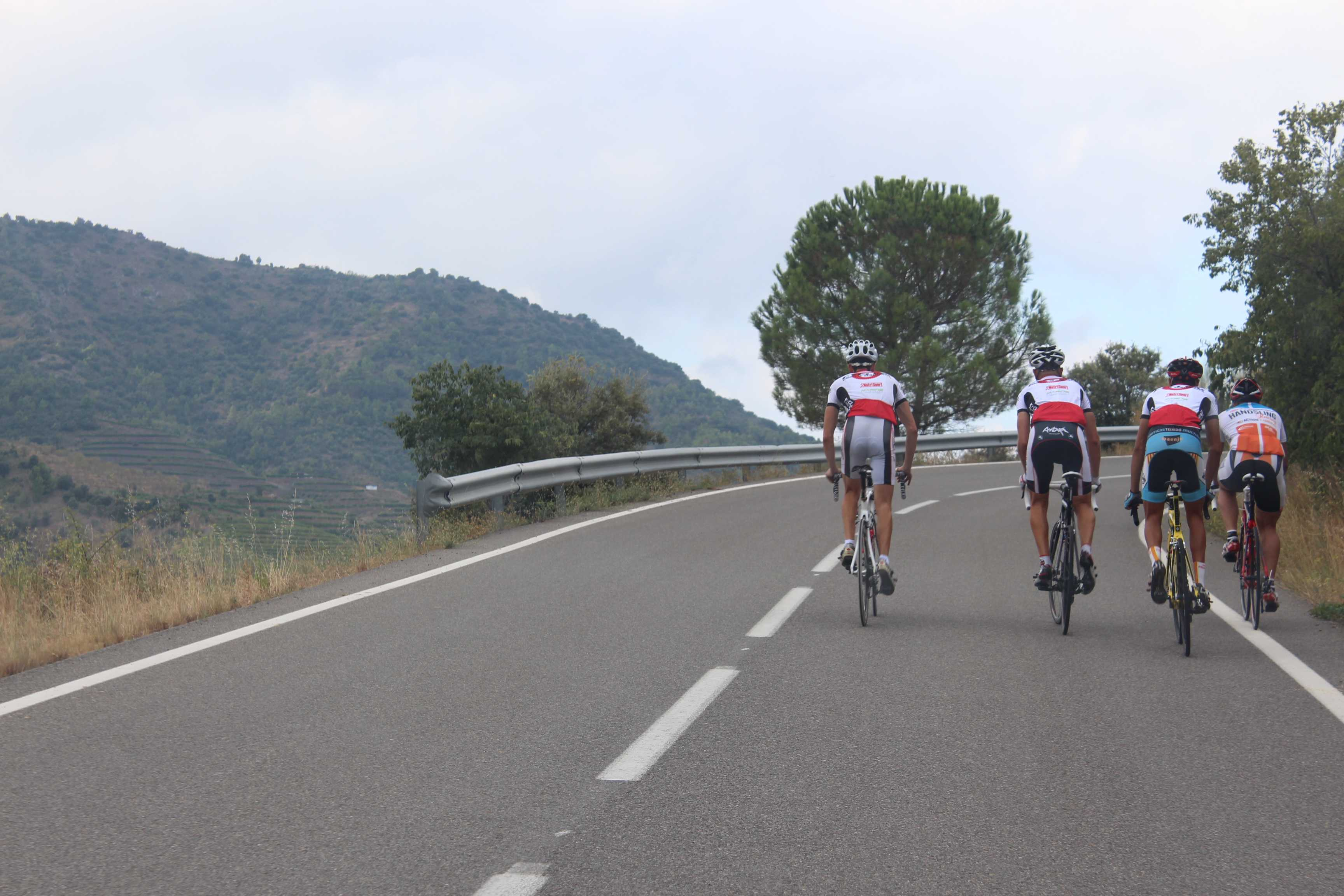 Cycling the Costa Daurada