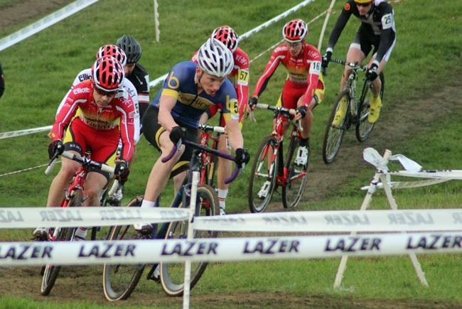 National Trophy CycloCross 4 Video