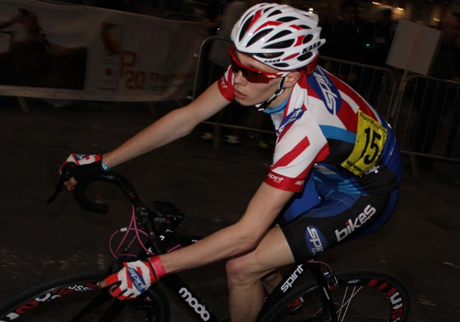 London Cycle Show Criteriums 2014 – Day 2