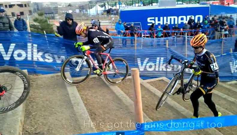 Cyclocross Pump Hopping