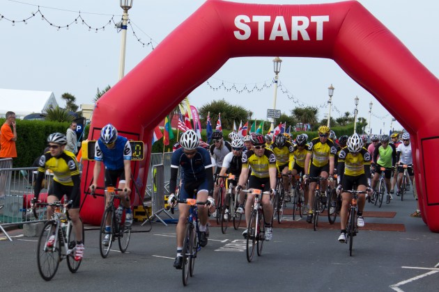 Will you ride the Tri-Store sportive and an afternoon race?