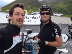 Cycling the Alps - Day 3