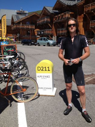 Cycling the Alps - Day 4