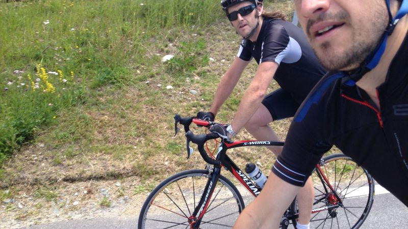 Cycling the Alps – Day 4
