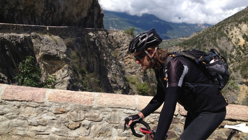 Cycling the Alps – Day 6