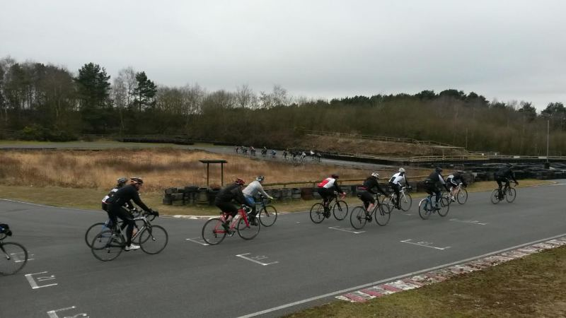 Surrey League Race Training