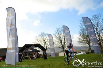 Peter heads off on the South Downs Sting CX