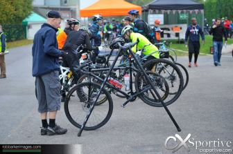 There were all types of bikes present at the Wiggle Gold Rush CX and handily, somewhere to park them while hunting down a spare tube/last cup of tea