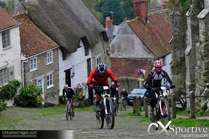 Riding the Wiggle Gold Rush CX Sportive