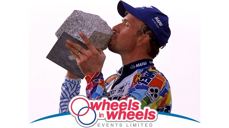 Wheels in Wheels and Johan Museeuw