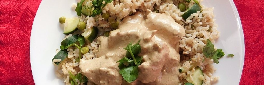 Fit For a Queen: Coronation Chicken
