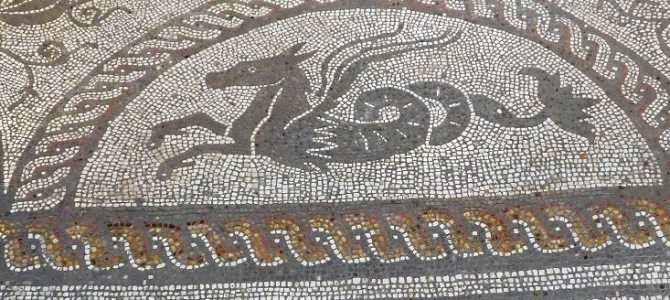 The Roman Mosaics of West Sussex