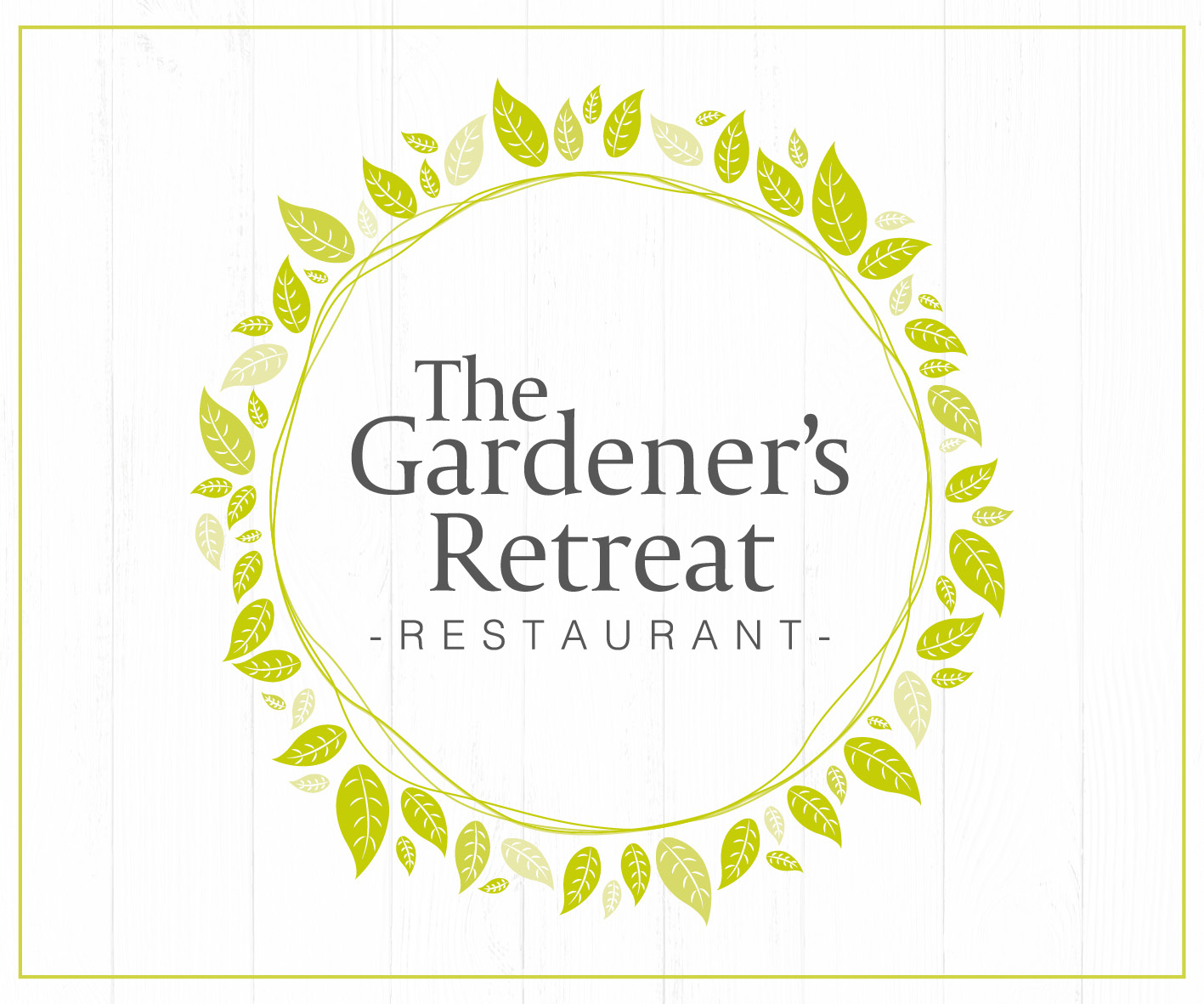 The Gardeners Retreat Restaurant Logo