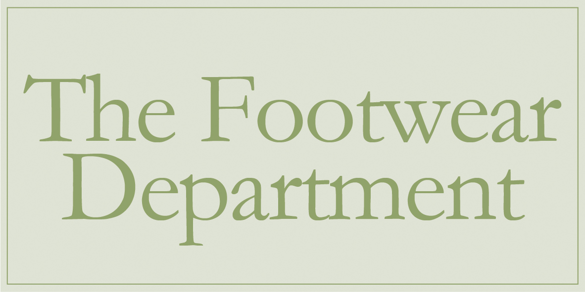 Footwear Department