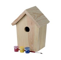 Chapelwood Paint Your Own Nest Box