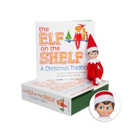 The Elf on the Shelf Blue-Eyed Boy