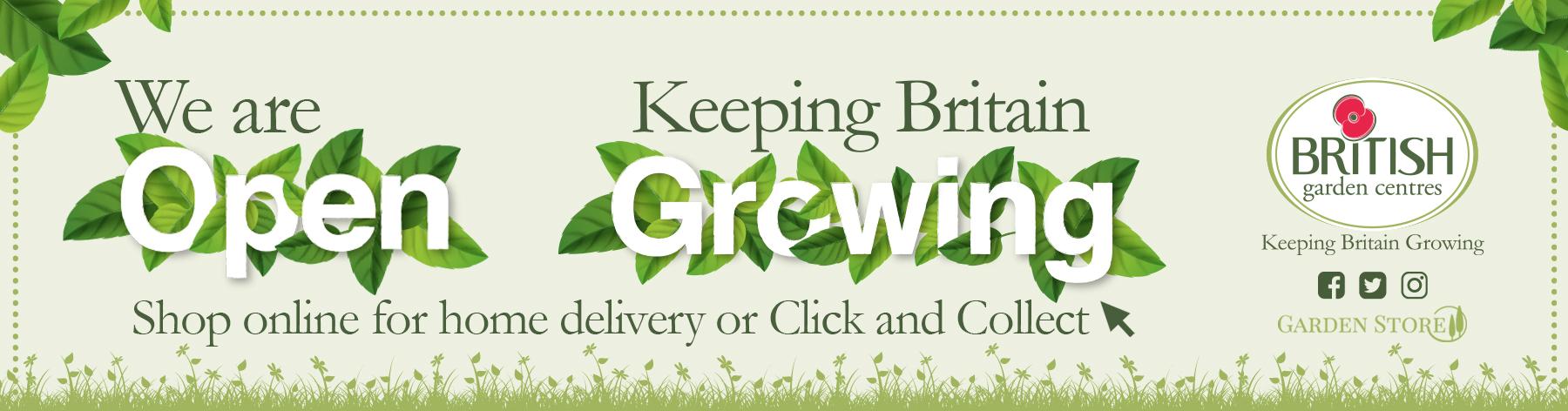 Keeping Britain Growing