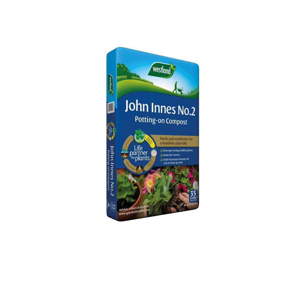 John Innes No2 potting on compost