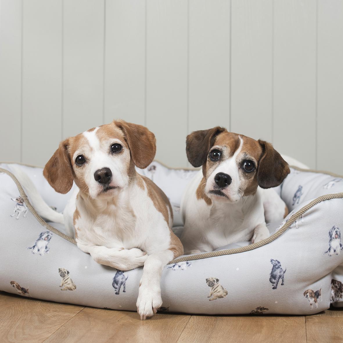 Wrendale dog beds