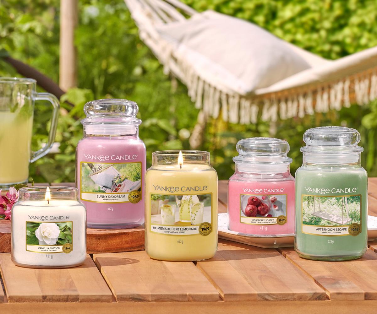 yankee - summer fragrance