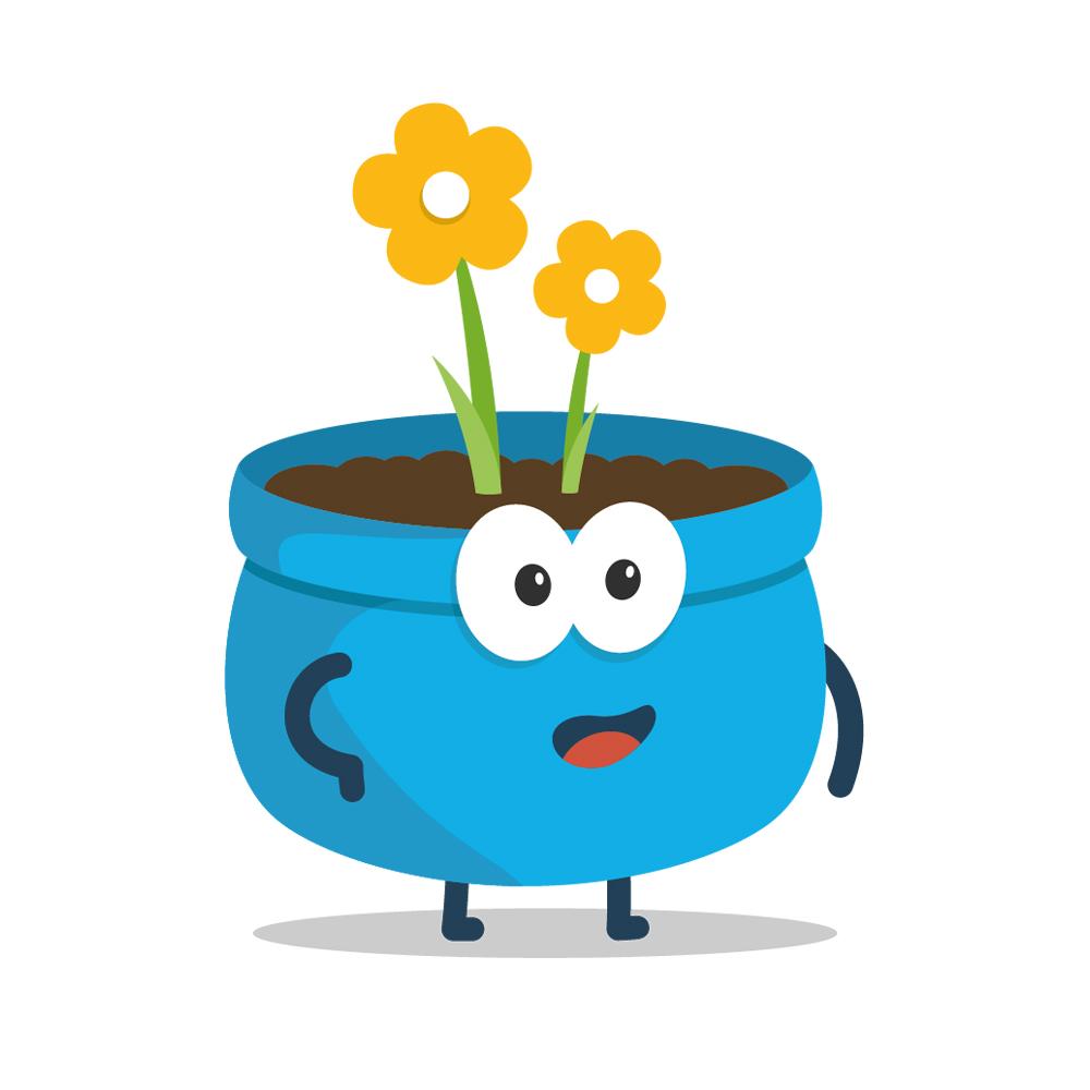 polly the pot