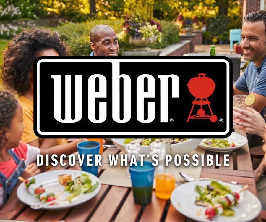 Weber BBQ Shop at Enfield Garden Centre