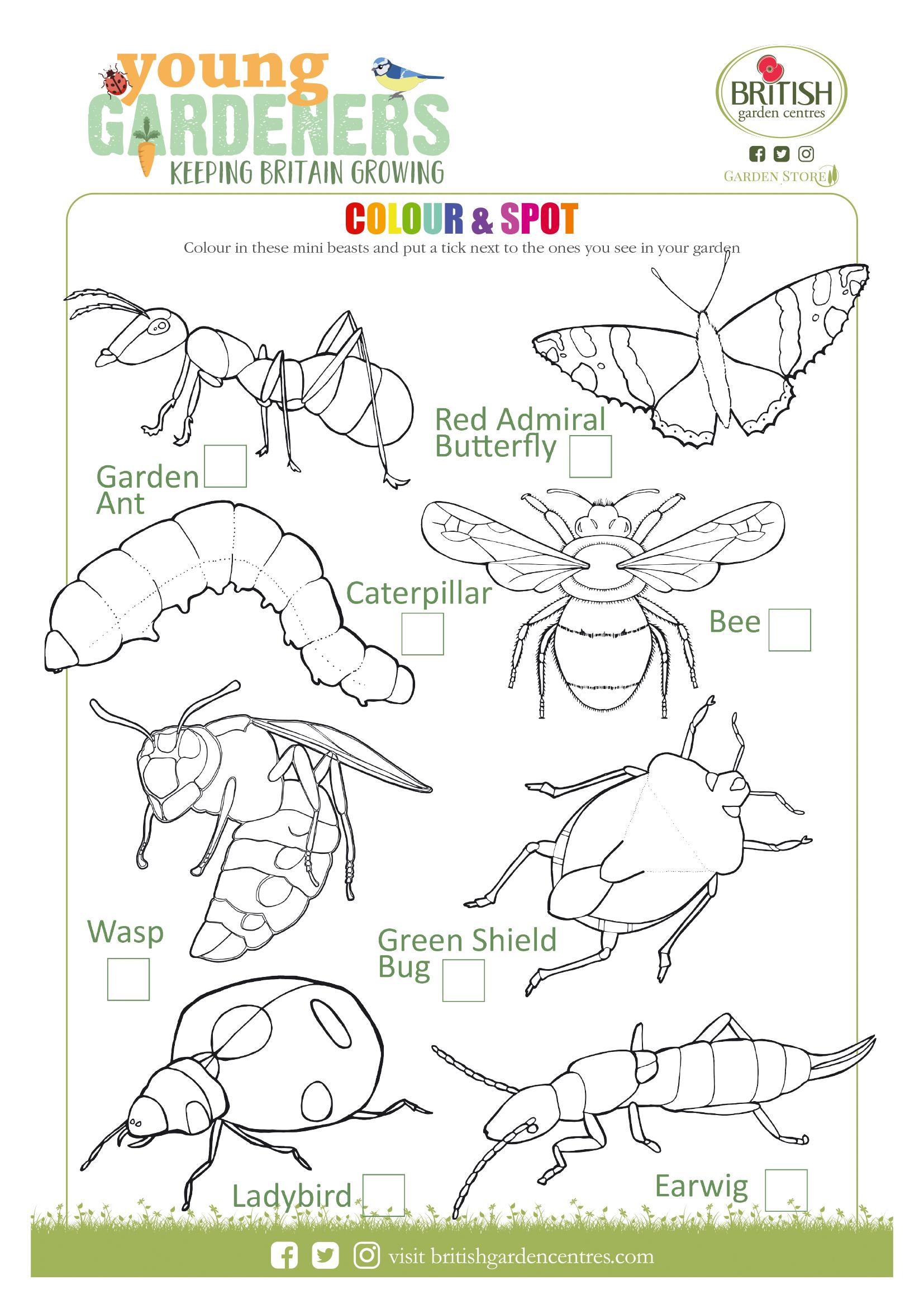 Bug Hunt Downloadable Sheet