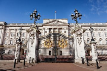 The History of Buckingham Palace